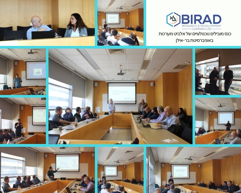 Technologies developed by Bar-Ilan University researchers attracts the attention of Elbit Systems